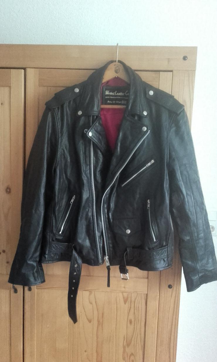 Original Wested Leather Co Brandow Lederjacke L