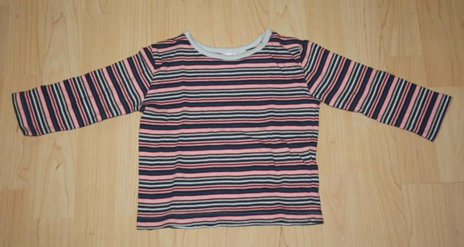 Mädchen Pullover Kinder Langarm Sweatshirt Baby Pulli Streifen 86