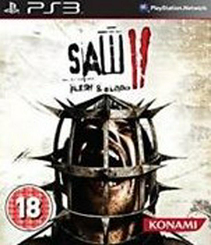 PS3 Spiel SAW II