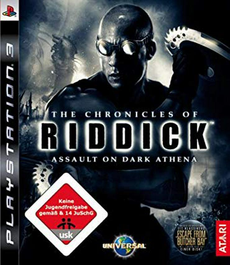 PS3 Spiel Riddick