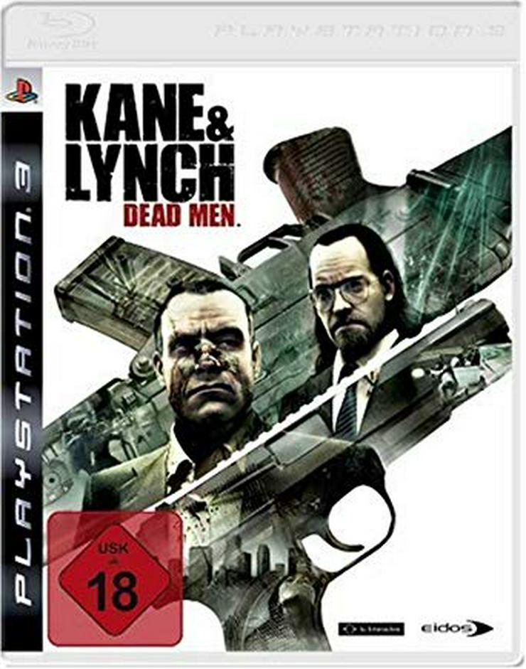 PS3 Spiel Kane & Lynch