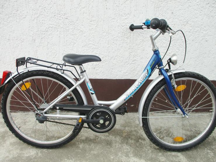Kinderfahrrad 24 Zoll von x Trakt , 7 Gänge Versand möglich - Kinderfahrräder - Bild 1