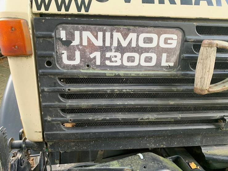 Bild 12: Mercedes-Benz Unimog U1300 L  Expeditie-truck