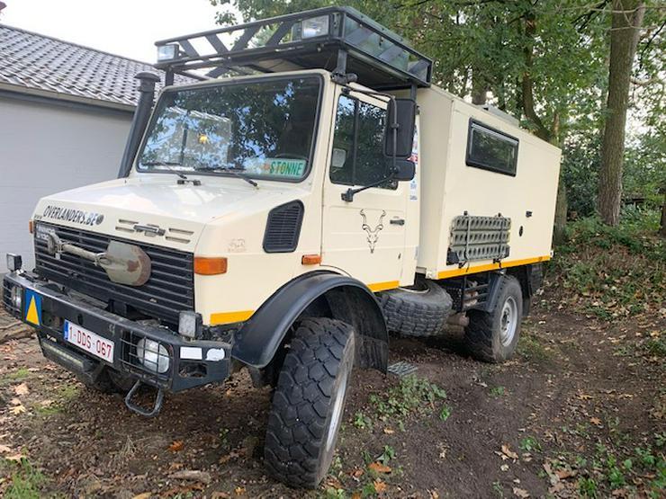 Mercedes-Benz Unimog U1300 L  Expeditie-truck