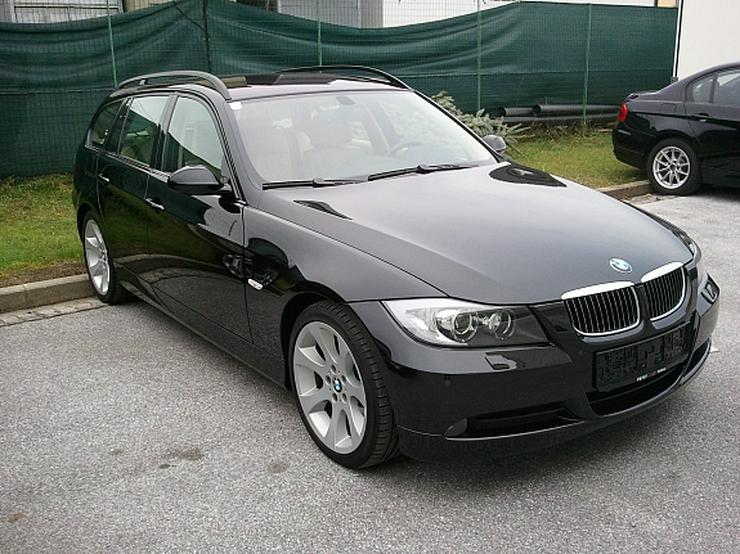 BMW 320 D Erstzulassung 05.2007