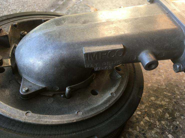Bild 6: LPG Gasanlage für V8 Motor, Boot oder KFZ