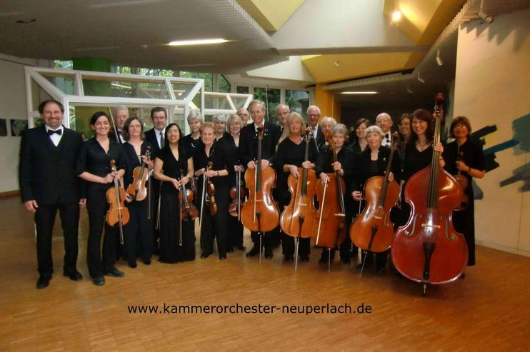 StreicherInnen für Sinfoniekonzert am 11.05.2019 gesucht!