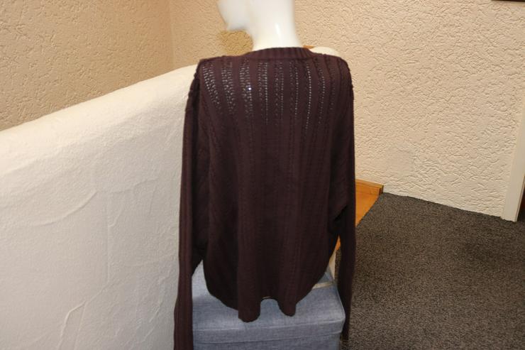 Bild 3: Pullover Gr. XL, dunkelbraun, Eddie Bauer