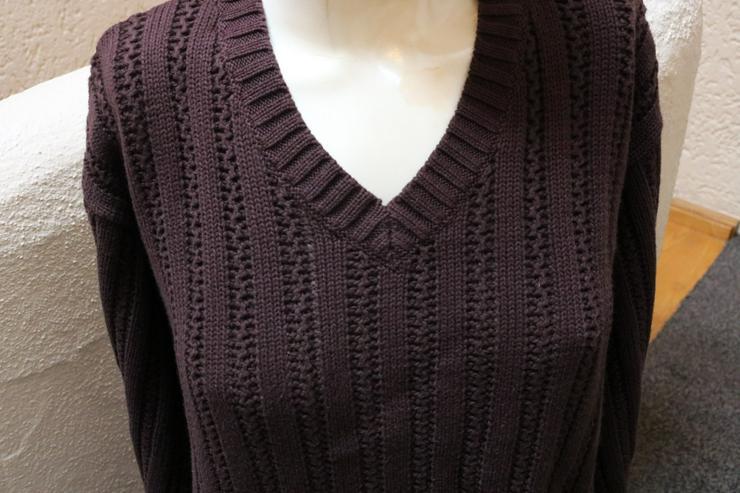 Bild 2: Pullover Gr. XL, dunkelbraun, Eddie Bauer