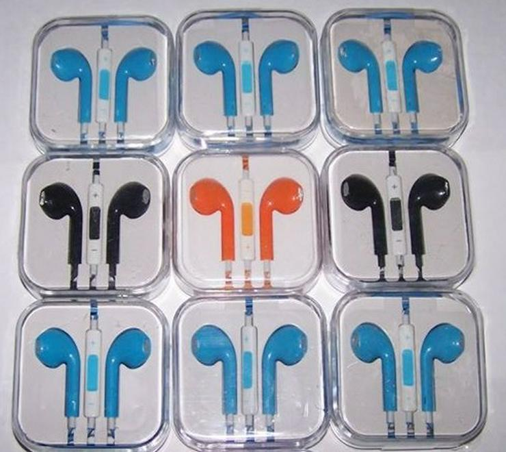 3x Kopfhörer