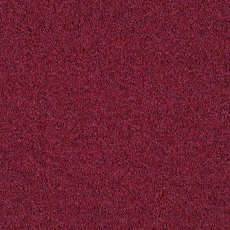 ANGEBOT! Rote HEUGA Le Bistro Teppichfliesen. Jetzt nur 4,00€ - Teppiche - Bild 1