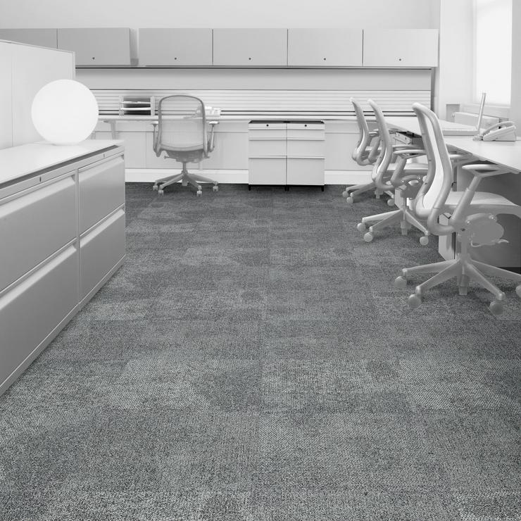 Bild 4: Composure - Special Grey 123 Teppichfliesen von Interface €3,75