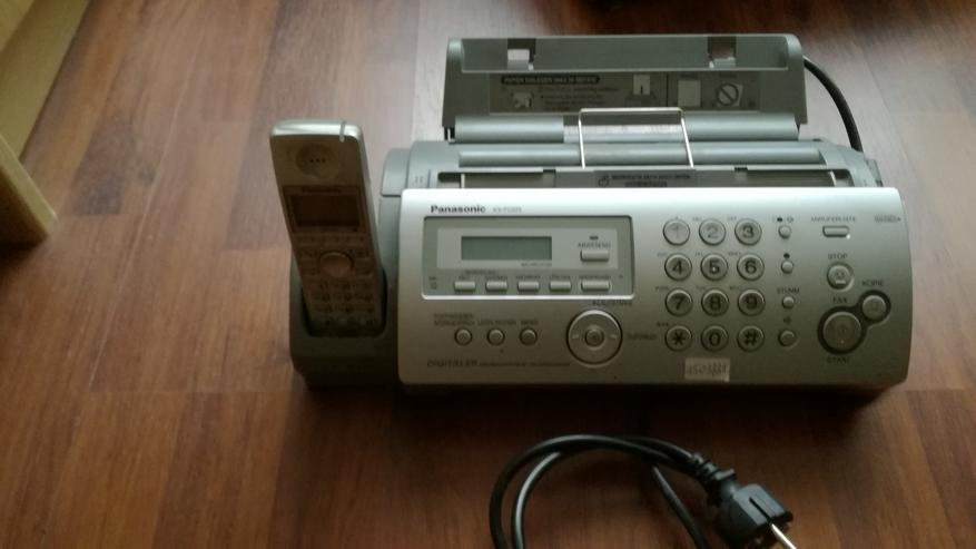 Panasonic KX-FC 225 Faxgerät mit Telefon gut erhalten