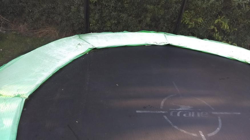 Bild 2: Outdoor Trampolin