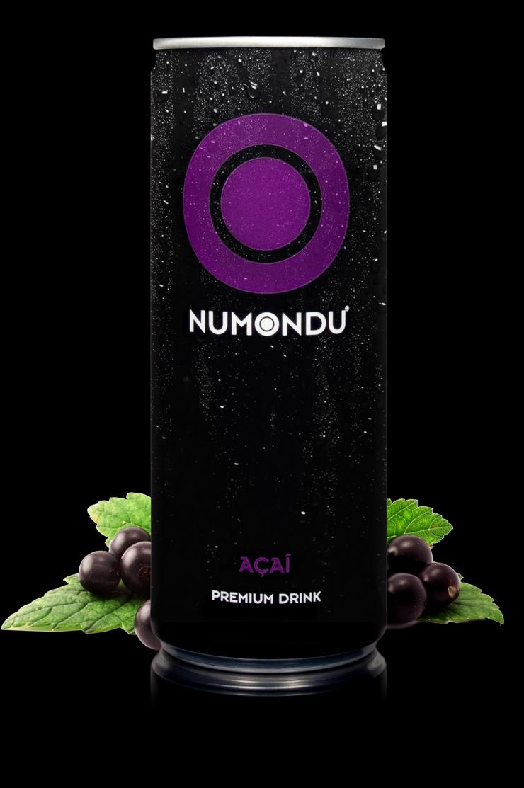 Energy Drink Konzept Lifestyle Drink Numondu