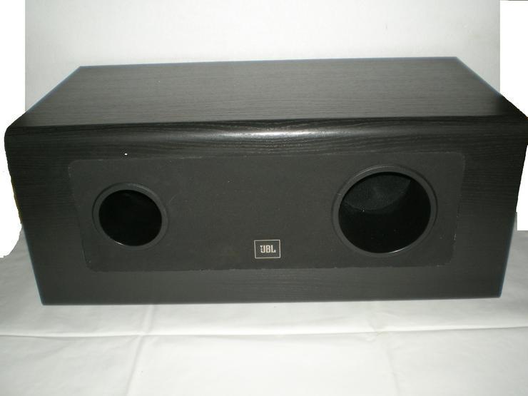 JBL Subwoofer, JBL Satelitten-Monitorboxen