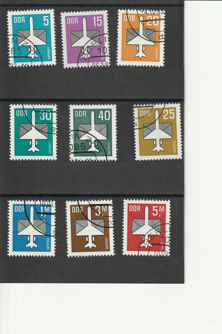 DDR- Briefmarken zu verkaufen - Deutschland - Bild 1