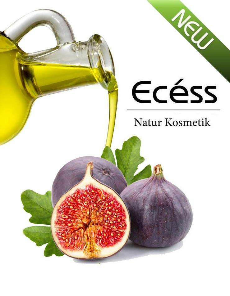 Bild 3: Ecéss Intensive Haarkur mit Echte Feigenkernöl 100% Natürliche HAARÖL 30ml- Hochwertige Rohstoffe Elixier Wunderöl - wertvollen, reinen Pflanzenölen  für Ihre Haare.