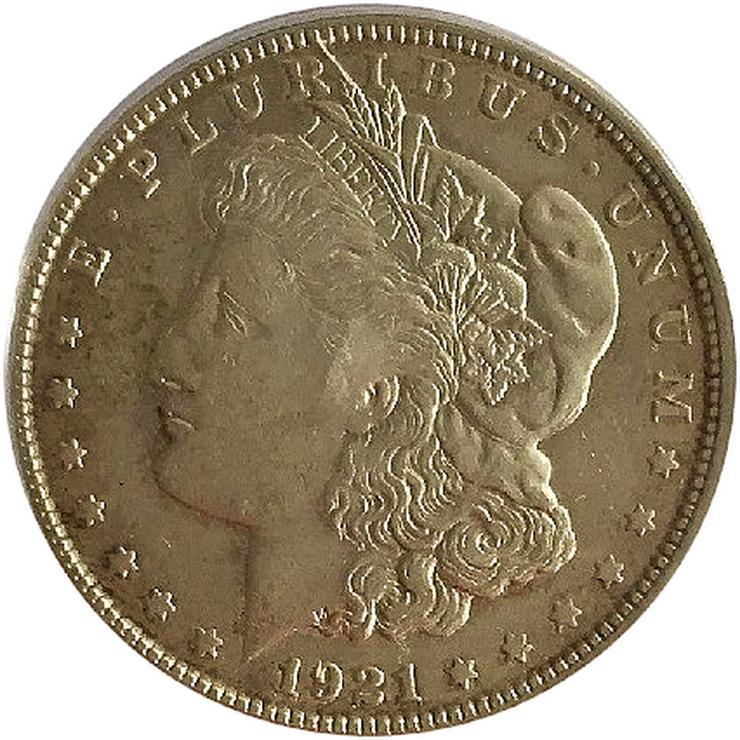 Usa 1 Dollar Morgan silber münze