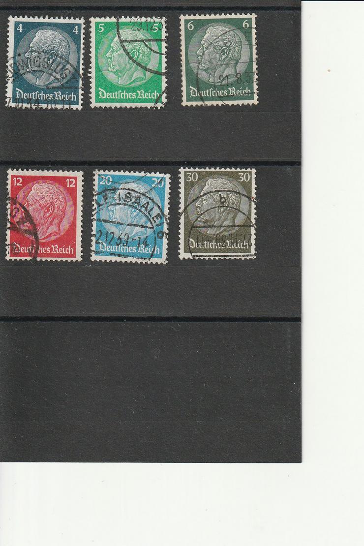 Briefmarken abzugeben