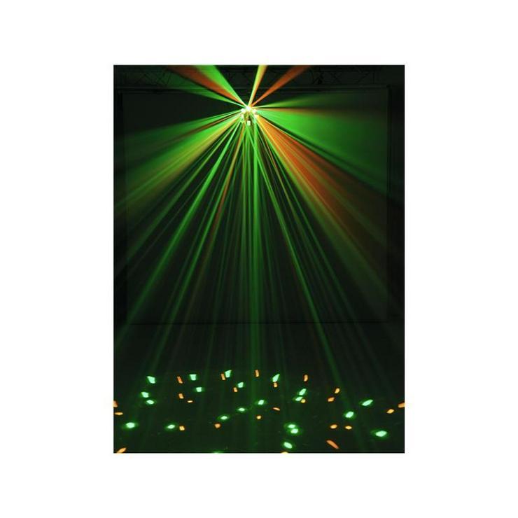 Bild 3: Verleih LED Hybrid Flowereffekt Schweinwerfer Partylicht mieten