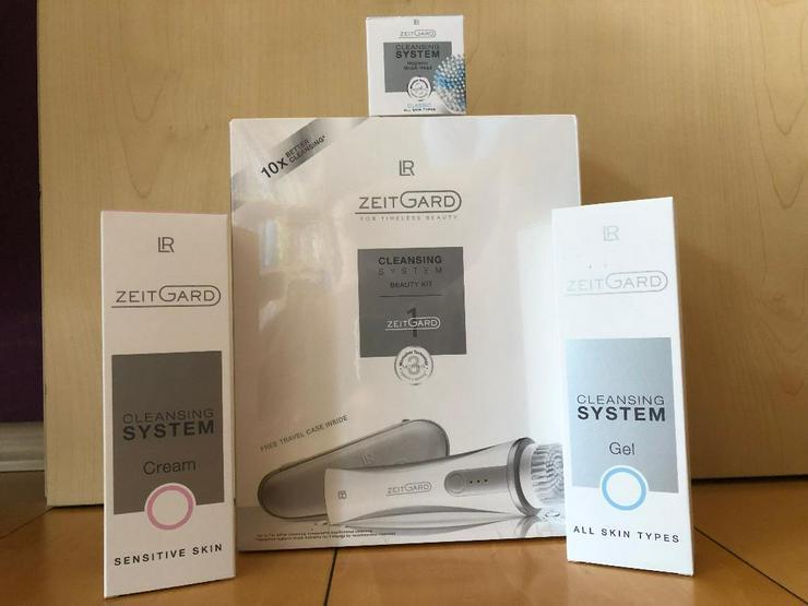ZEITGARD 1 Cleansing System Sanfte Reinigung mit starker Wirkung Weihnachtsangebot - Cremes, Pflege & Reinigung - Bild 1