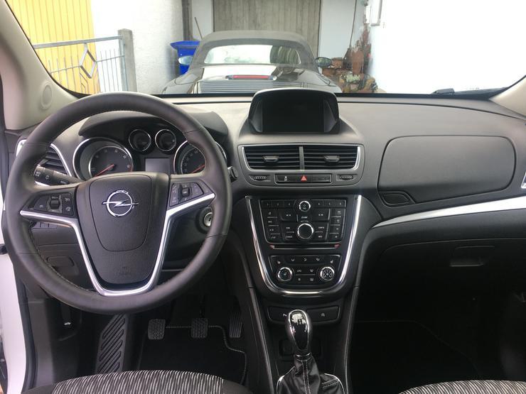Bild 3: Opel Mokka 1,7 D, Start-/Stop, 33044 km, EZ: 11/2014, wie neu, Top Ausstattung
