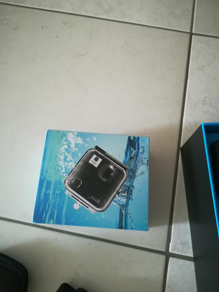 Bild 3: GoPro Fusion Actioncam, NEUWERTIG + Zubehör + Unterwassergehäuse!