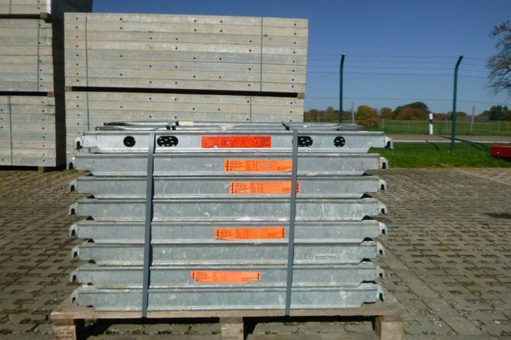 Layher Gerüst Geländer Stahlboden Bordbrett Stahlböden 1,09m - Weitere - Bild 1