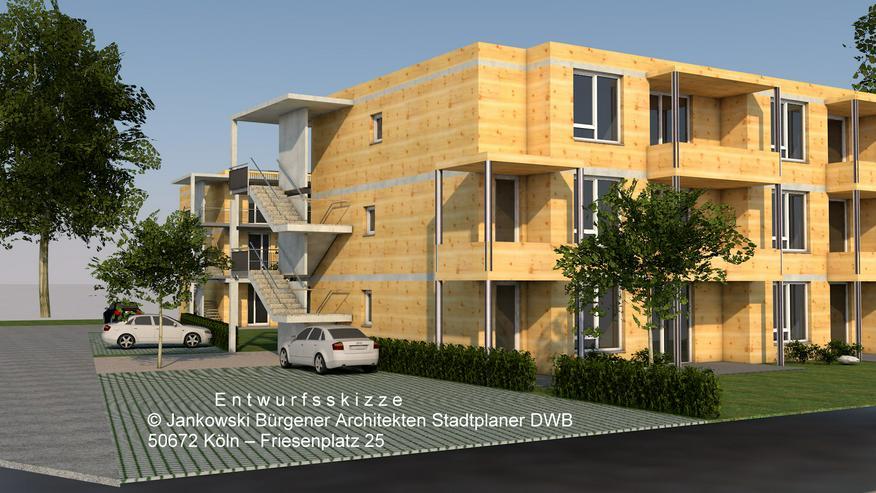 Hilden – Mehrgenerationenhaus Genossenschaft 1 - 5 Zimmer Wohnungen