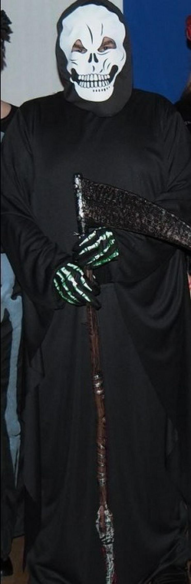 Halloweenkostüm Sensenmann