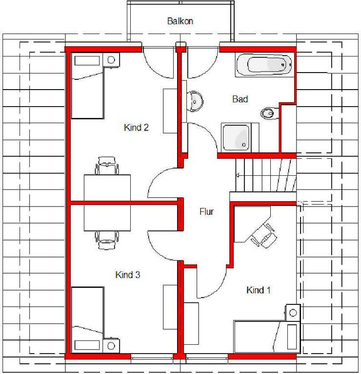 Bild 3: Haus mit Weitblick