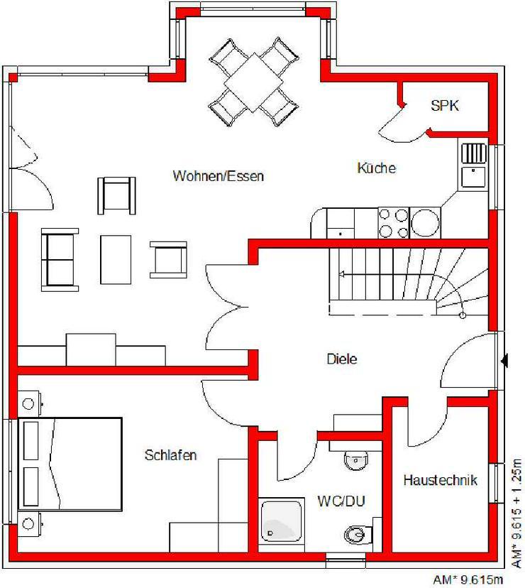 Bild 2: Haus mit Weitblick