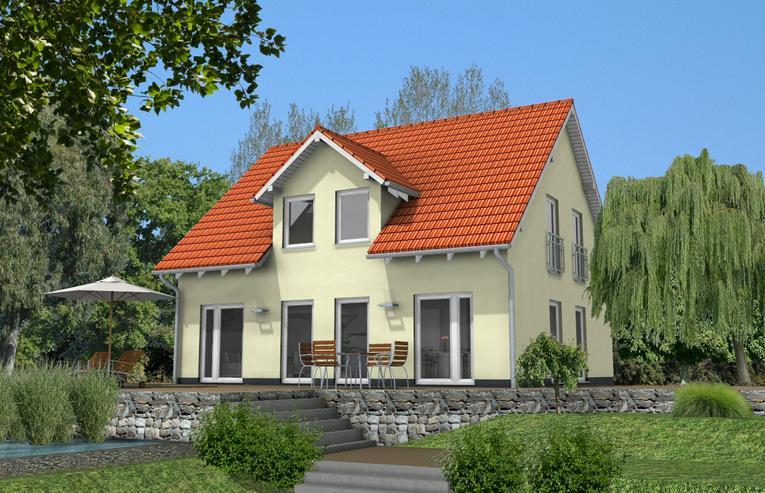 Ein Traum wird wahr - Haus kaufen - Bild 1
