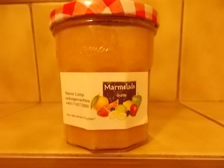Bild 4: Marmeladen verschiedener Geschmacksrichtungen von Privat