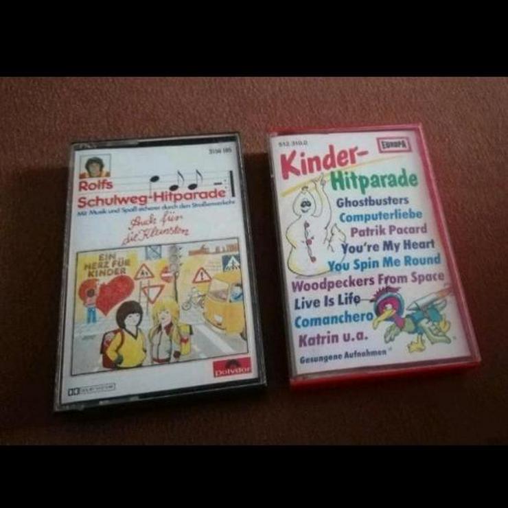 Kindermusik - Musikkassetten - Bild 1