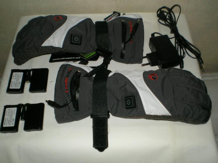 Elektrisch beheizte Handschuhe Ultrasport Größe L