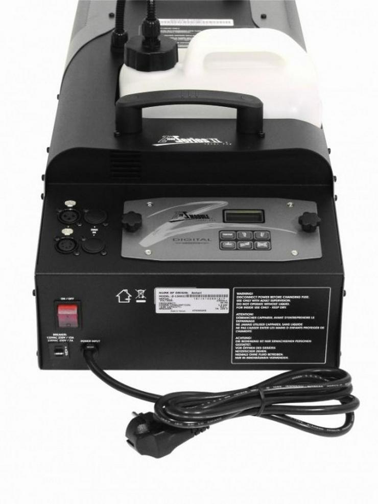 Bild 2: Vermietung Nebelgerät ANTARI Z-1500 II   DMX  Nebelmaschine