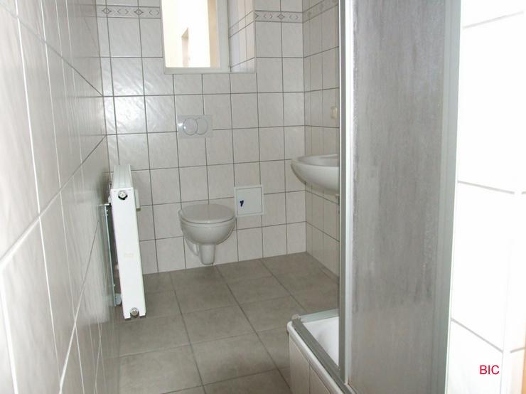 Bild 6: Balkon + Wohnküche + Laminat 2-Raum-Wohnung in Dresden-Neustadt