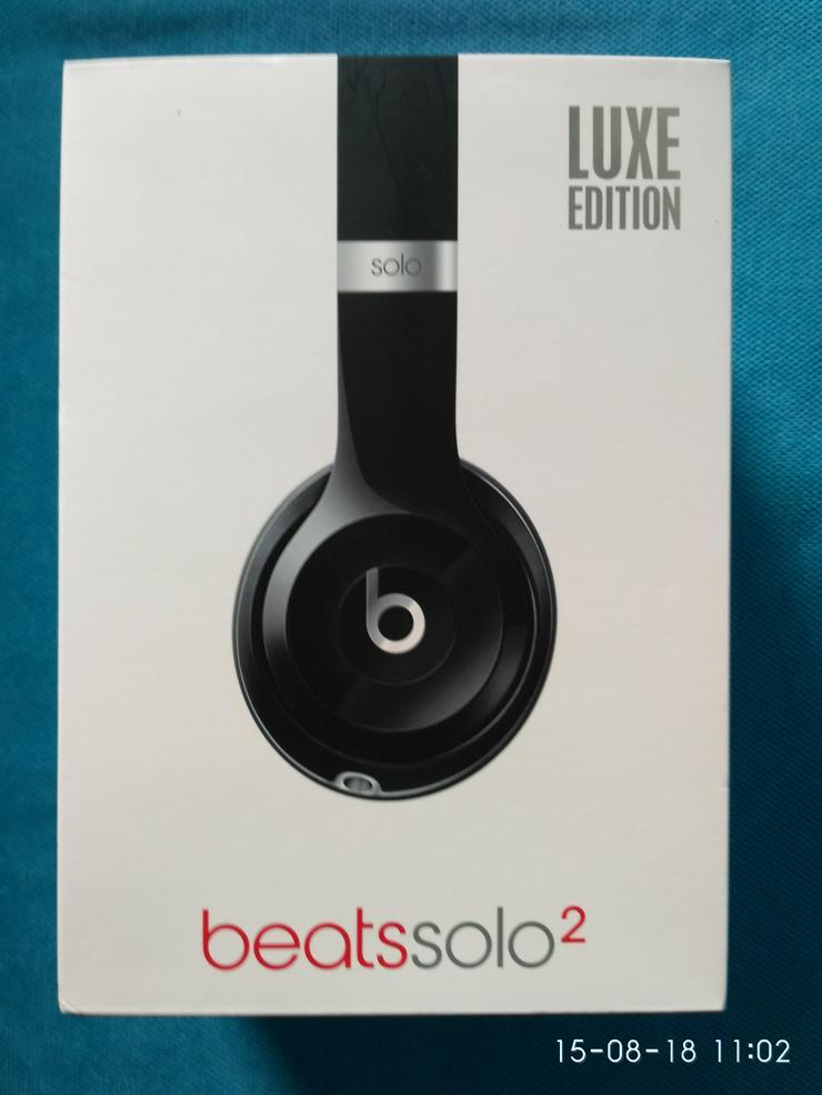 kopfhörer beatssolo2