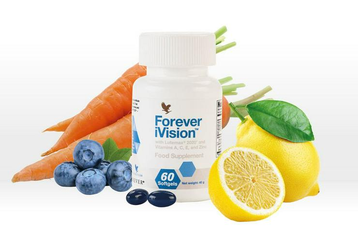 Forever iVision - für die Sehkraft Ihrer Augen - mit 15% Rabatt