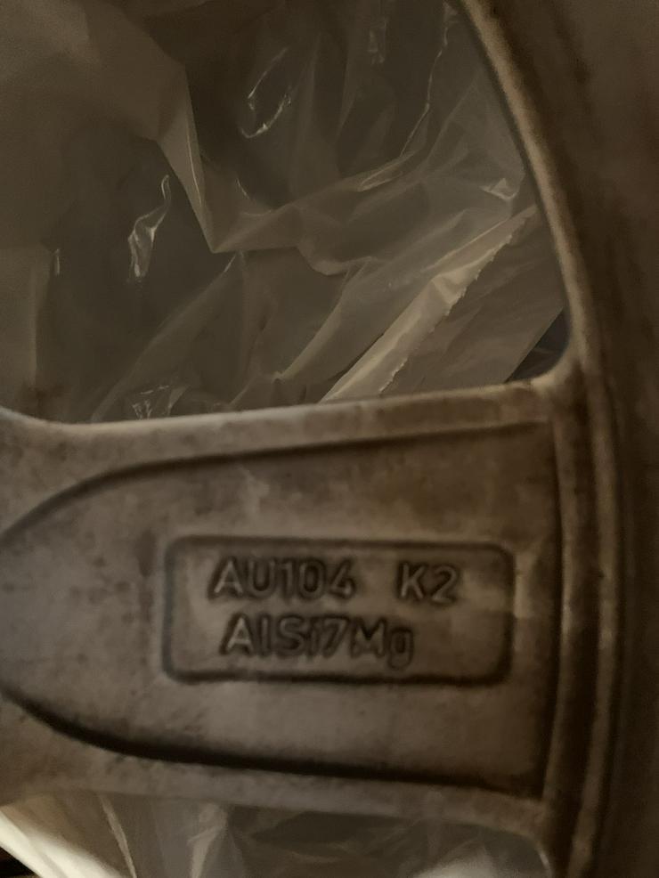 Bild 4: Audi A3 16Zoll (R16) Felgen mit Winterreifen 205/55 R16