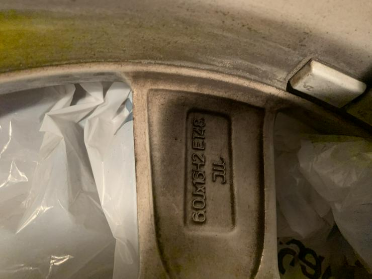 Bild 3: Audi A3 16Zoll (R16) Felgen mit Winterreifen 205/55 R16