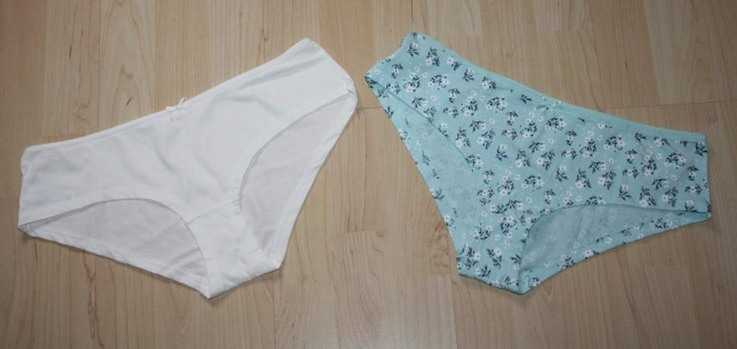Damen Hipster Pants Panty Panties Hotpants Slips Dessous 40/42 M