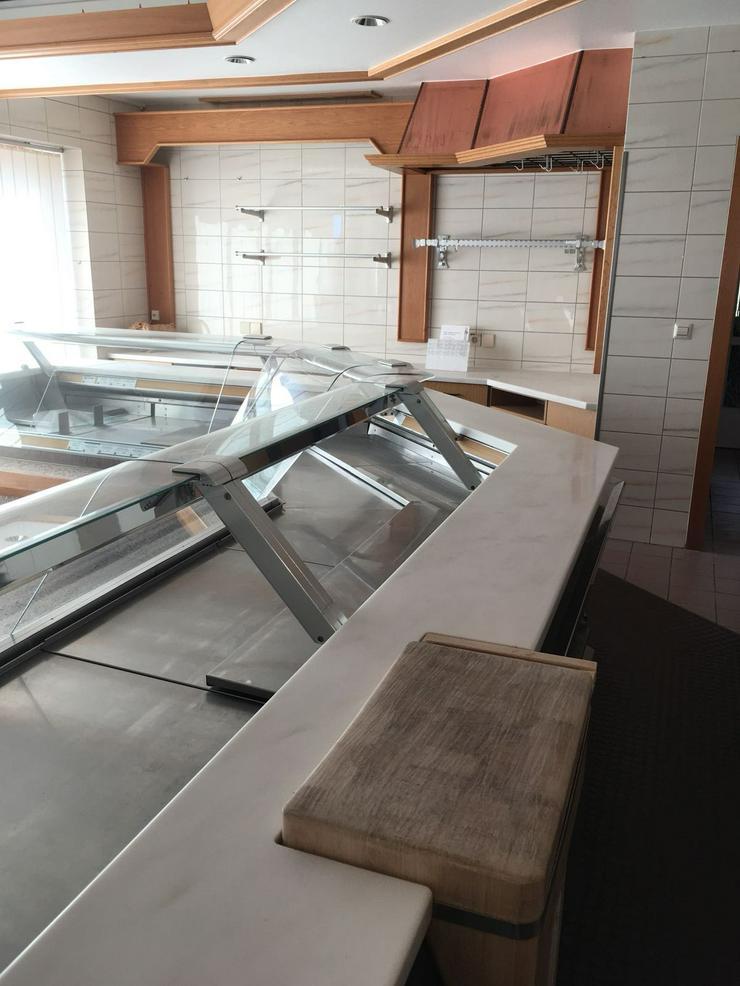 Metzgerei Kühltheke mit Zubehör - Sonstige Dienstleistungen - Bild 1