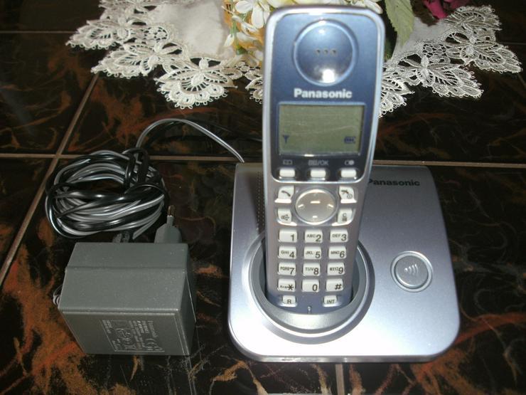 Telefon-Panasonic KX-TG7200G Schnurlos + Olympia 4101 Schnurgebunden