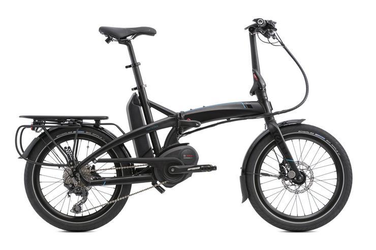 TERN e-Bike Faltrad Vektron S10 10-Gang SHIMANO Bosch