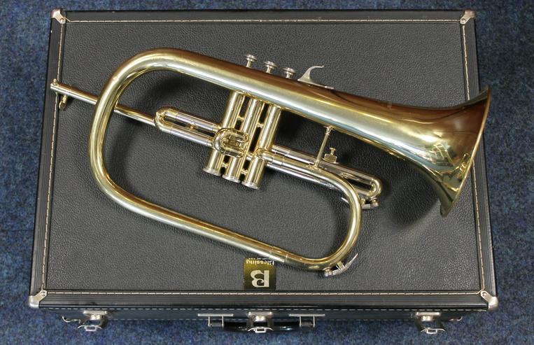 Orig. Blessing Artist U.S.A. B - Flügelhorn inkl. Koffer