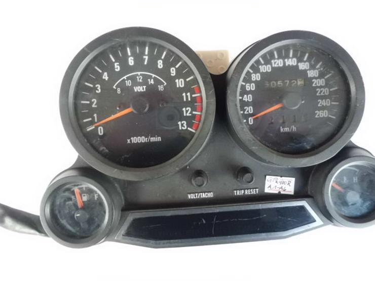 Kawasaki-Instrumente, gebraucht, für GPz 900 R
