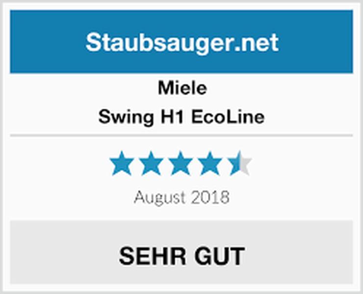 Bild 2: Miele Handstaubsauger Swing H1 ecoline, rot